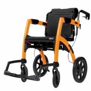 rollz-motion-orange-Rollstuhl-rechts