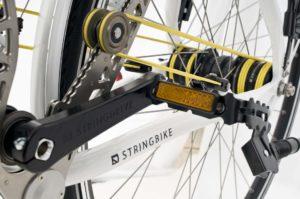 Stringbike-Antrieb