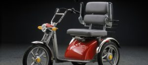 Kyburz MaXX Scooter
