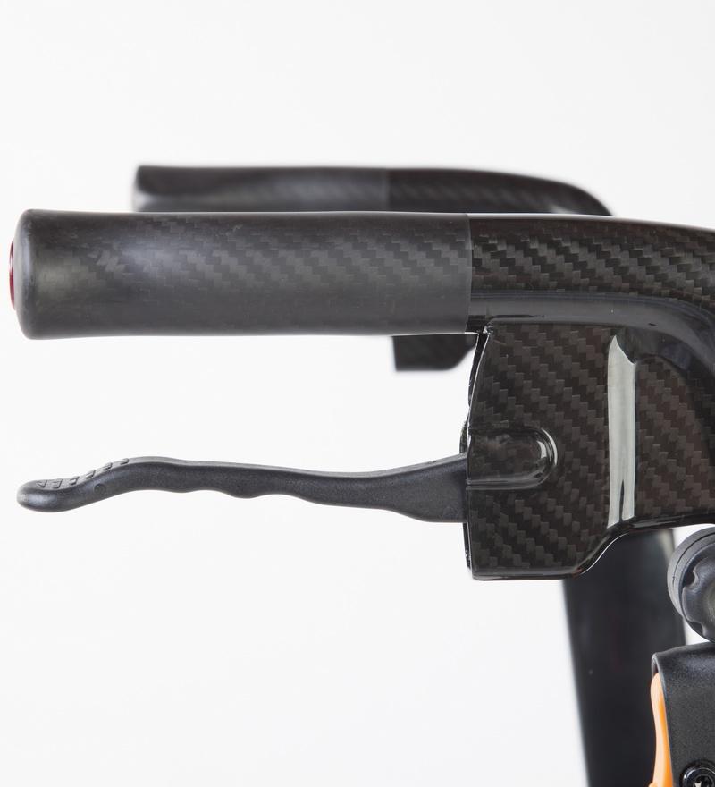Carbon Rollator Bremshebel