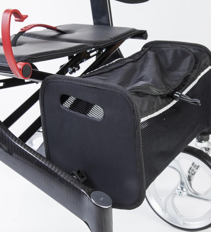 Carbon Rollator Tasche