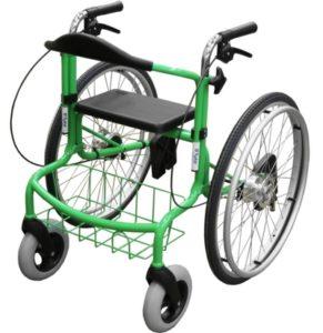 Tukimet Wheellator in grün