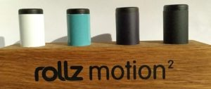 Aktuelle Rollz Motion Farbpalette